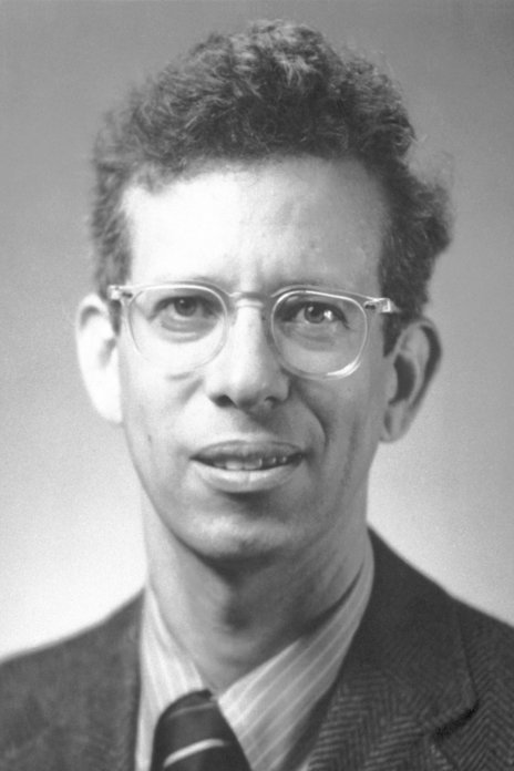 Howard Temin, photo from the Nobel Foundation archive