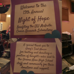 2018 Night of Hope annual fundraiser event